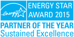 ENERGY STAR Partner of the Year – Sustained Excellence