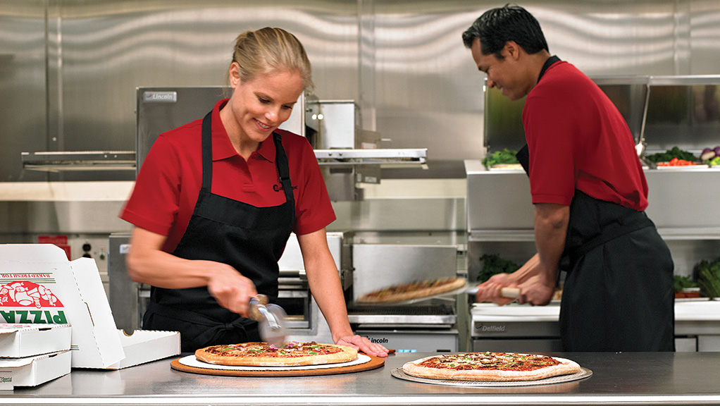 Manitowoc Foodservice brands are Fluent in Pizza