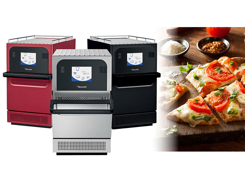 Innovation for fresh food, fast - Merrychef® eikon e2s