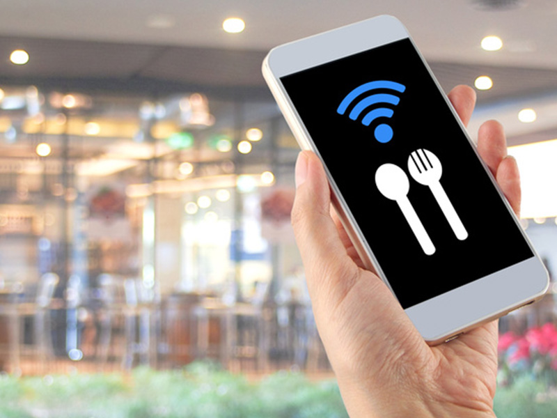Consumers Embrace Foodservice Technology