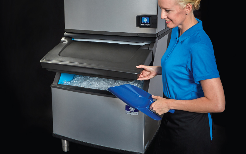 Take your ice machine to the next level with Indigo® NXT