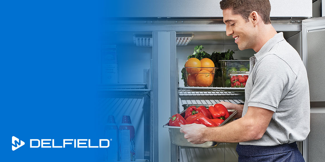 Delfield® Refrigerators and Freezers