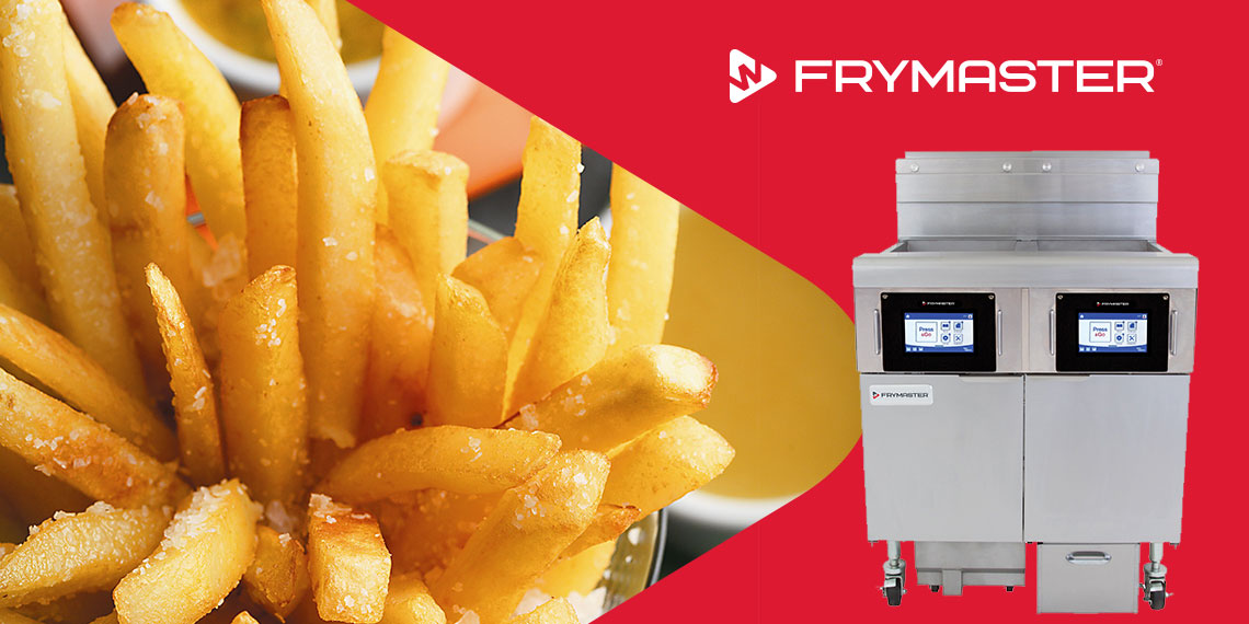 Frymaster® FQ4000 with easyTouch®