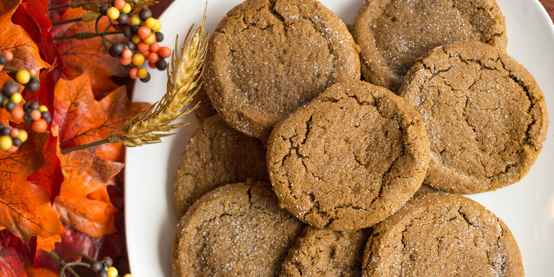 Scratch Made Pumpkin Cookies by Chef Charlie Walter