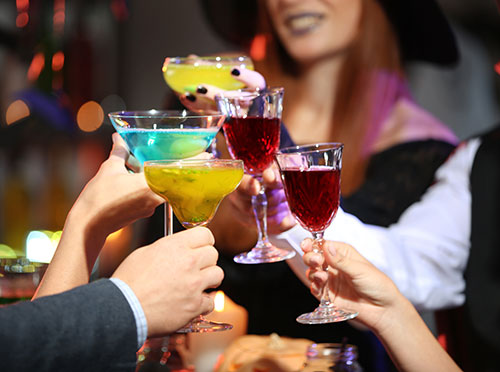 Alcohol is playing a key role in lengthening store visits
